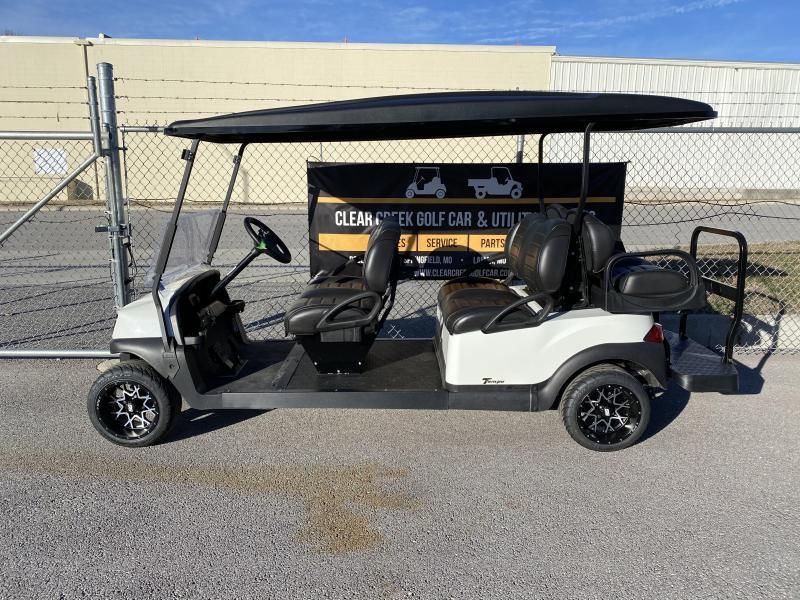 2020 Club Car Tempo Stretch Golf Cart