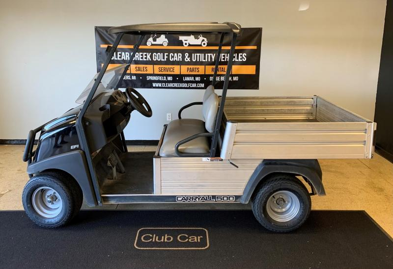 2017 Club Car Carryall 500 Utility Side-by-Side (UTV)