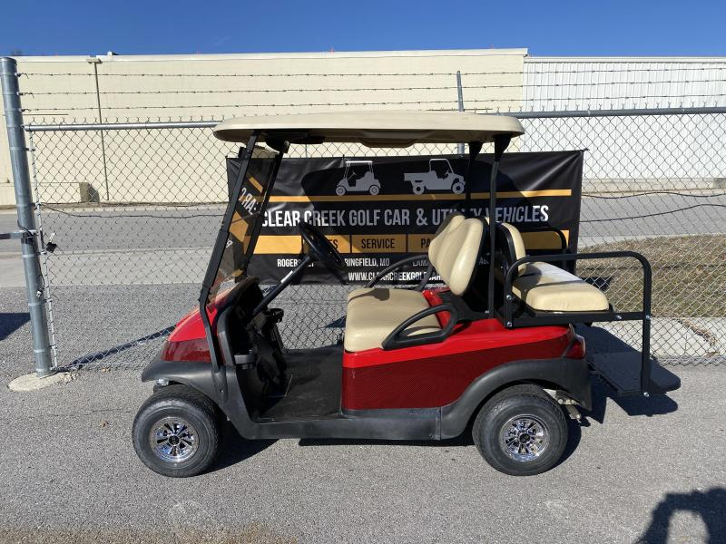 2011 Club Car Precedent Gas Golf Cart