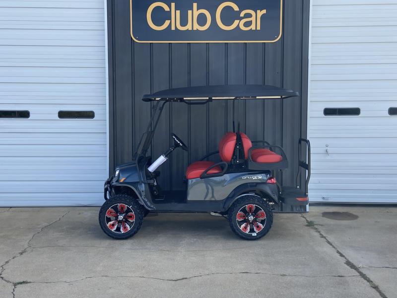 2022 Club Car Gas Onward Lifted 4 passenger Road Runner Edition Golf Cart