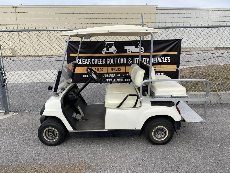 1998 Yamaha Gas Golf Cart
