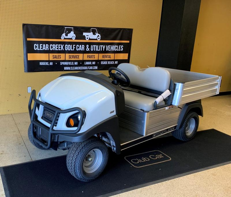 2020 Club Car Carryall 500 Golf Cart