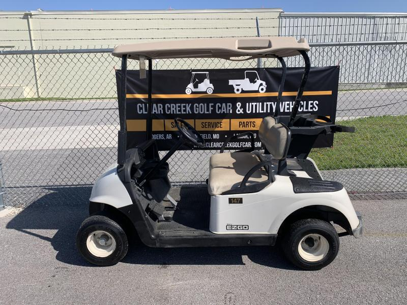 2012 Textron Off-Road EZ GO RXV Gas Golf Cart