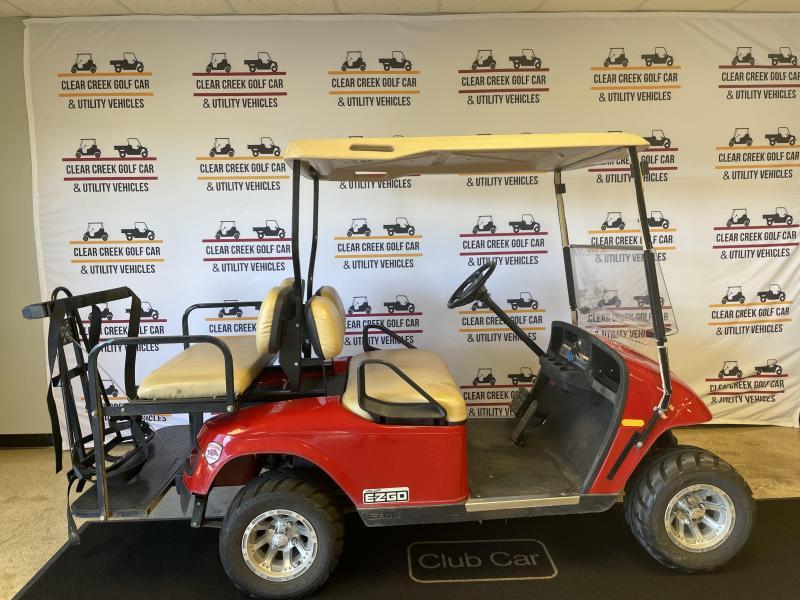 2014 E-Z-GO Valor Golf Cart