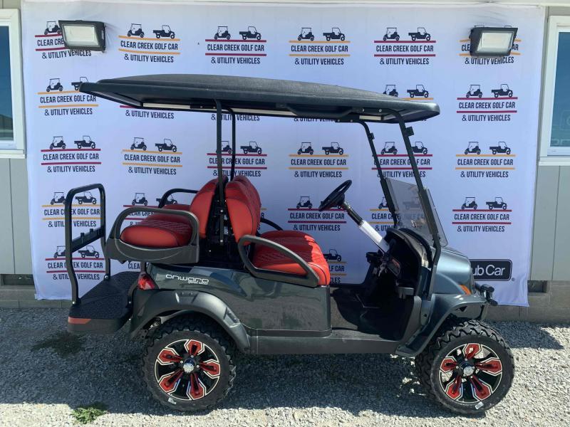 2022 Club Car Onward Special Edition Gas Golf Cart