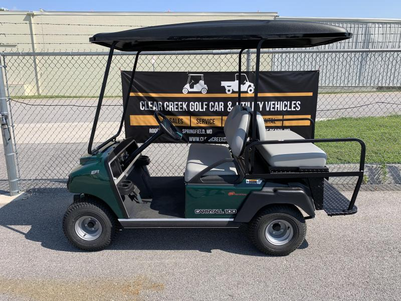 2020 Club Car Carryall 100 Utility