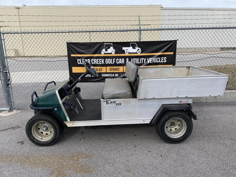 2011 Club Car CarryAll 252 Gas Golf Cart