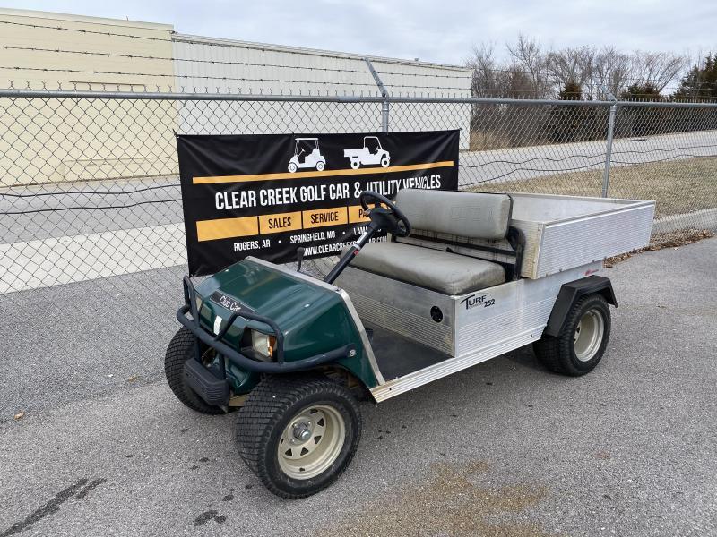 2011 Club Car CarryAll 252 Gas Golf Cart