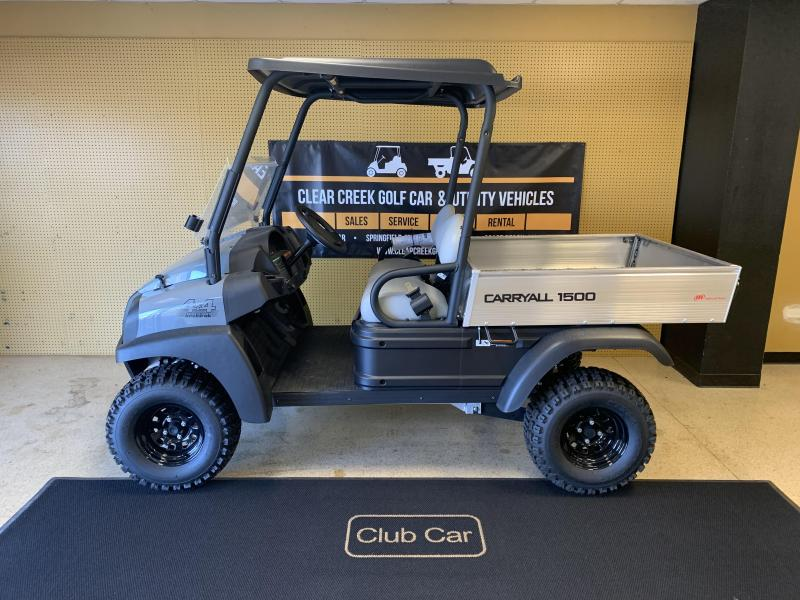 2021 Club Car Carryall 1500 Gas UTV