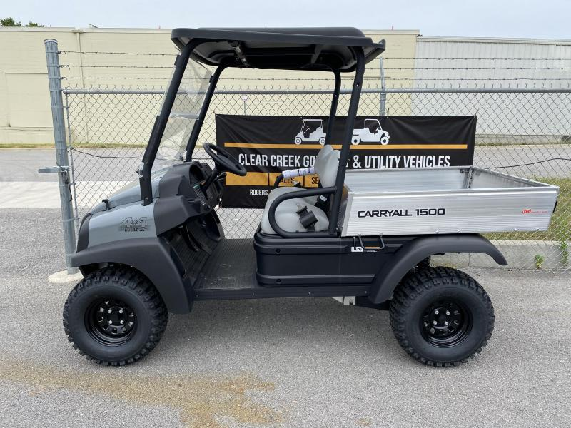 2021 Club Car Carryall 1500 Gas Golf Cart