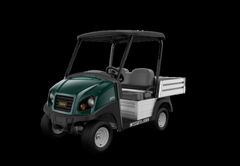 2021 Club Car Carryall 300 Utility Side-by-Side (UTV)