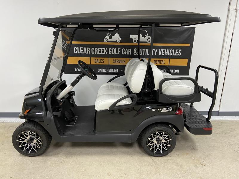 2020 Club Car Onward Lithium Ion 4 passenger Golf Cart