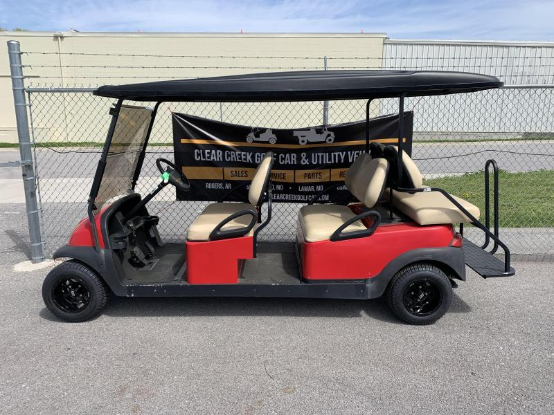 2012 Club Car Precedent Gas Golf Cart