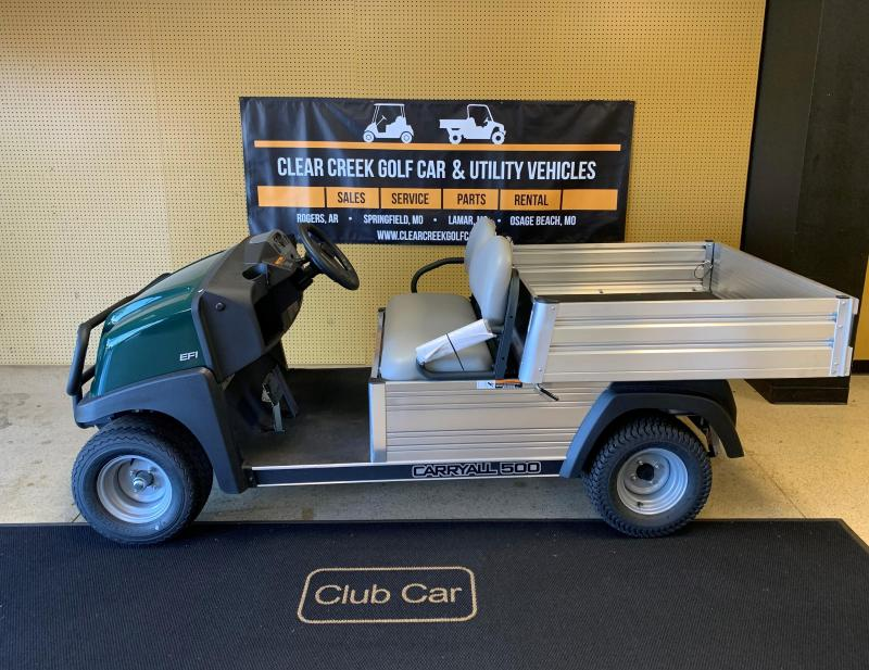 2020 Club Car Carryall 500 Utility Side-by-Side (UTV)