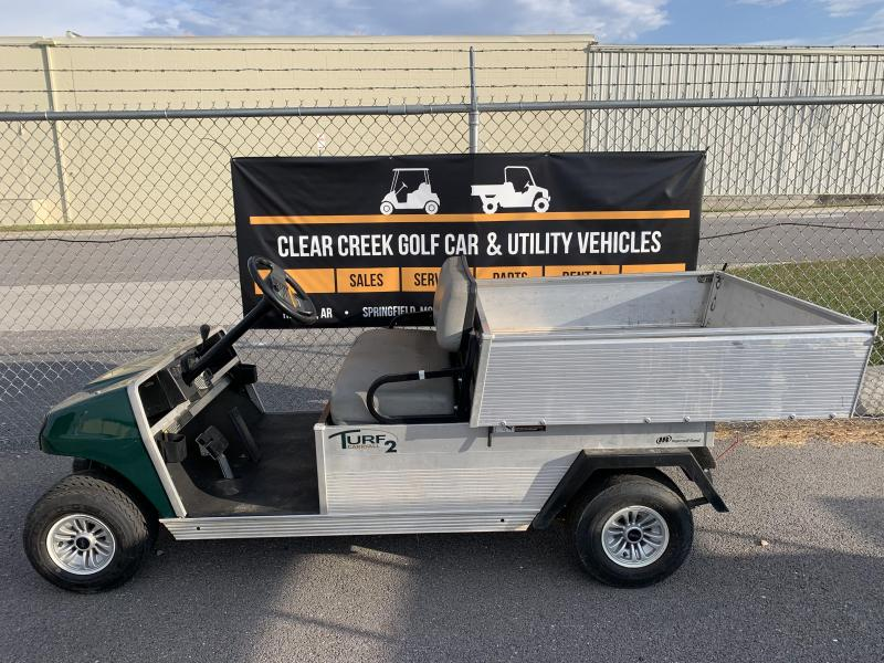 2012 Club Car Carryall Turf 2 Utility Golf Cart