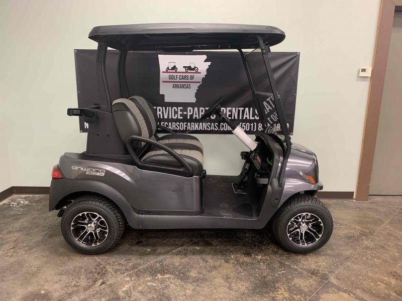 2021 Club Car Onward 4P Lithium Ion Golf Cart