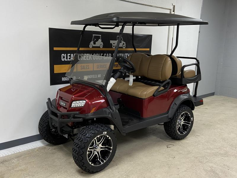 2020 Club Car Onward Lifted 4 Passenger Golf Cart