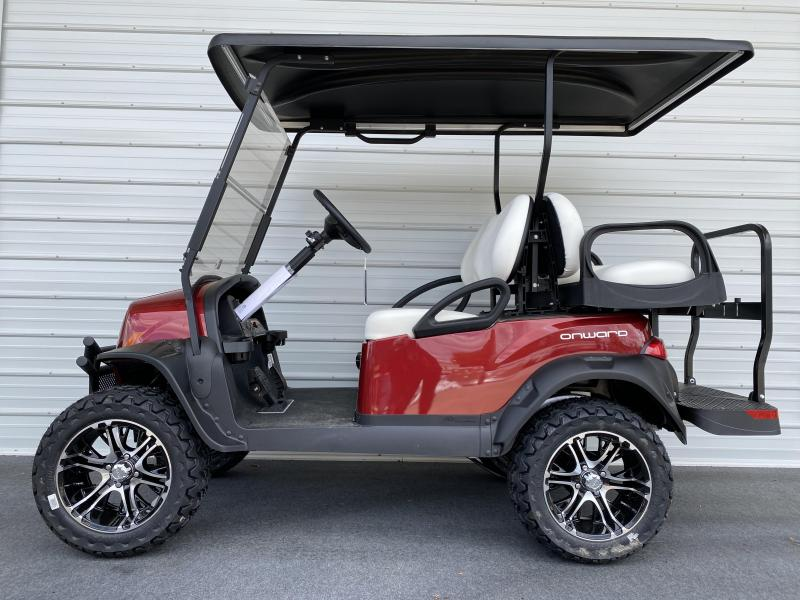 2021 Club Car Onward Electric Golf Cart