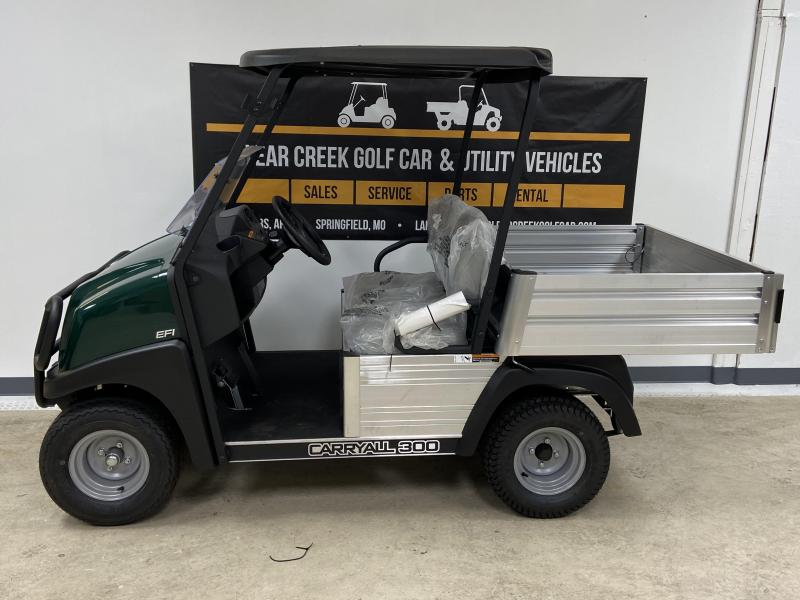 2020 Club Car Carryall 300 Utility Side-by-Side (UTV)