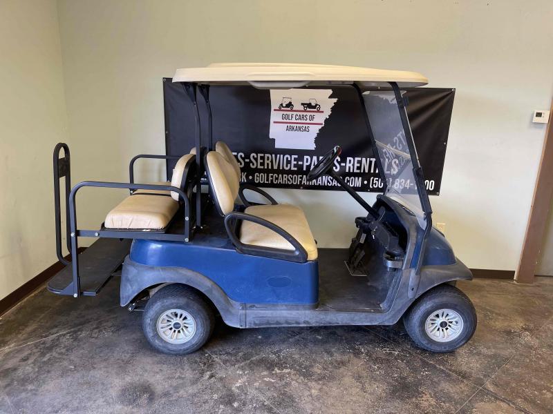 2016 Club Car Precedent Gas 4P Golf Cart