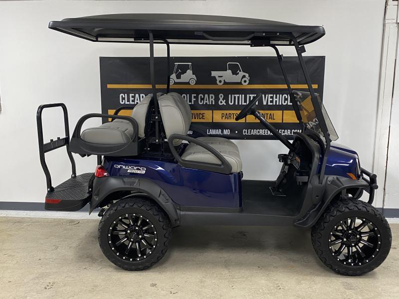 2021 Club Car Onward Lithium Ion Go Cart