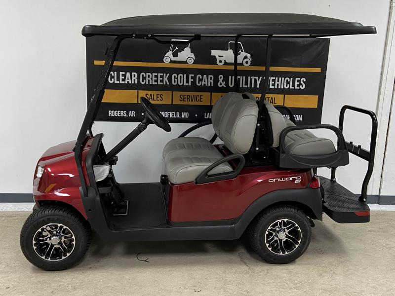 2020 Club Car Onward Hp electric Golf Cart