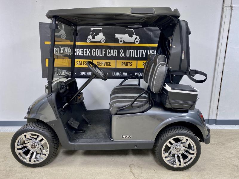 2018 E-Z-GO RXD Car