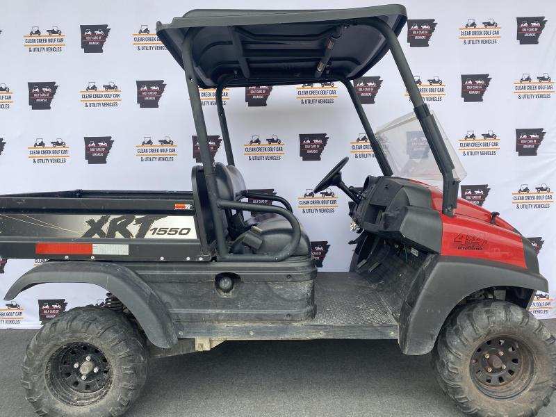2017 Club Car XRT 1550 Gas Golf Cart
