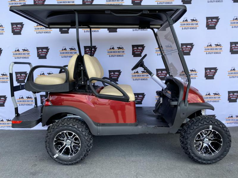 2021 Club Car Villager Lifted Golf Cart