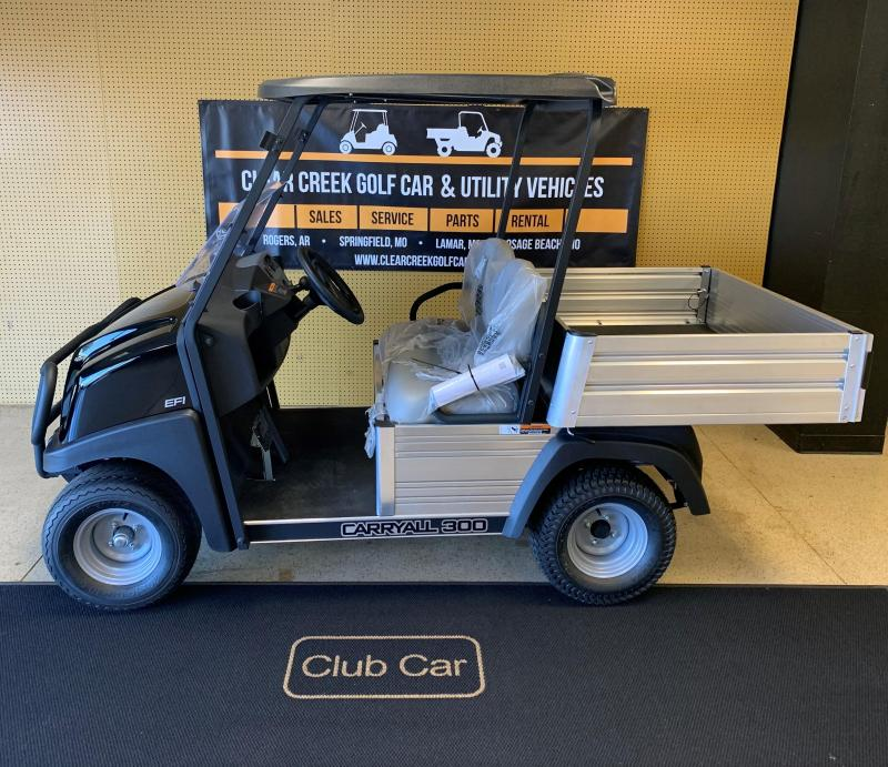 2021 Club Car Carryall 300 Utility