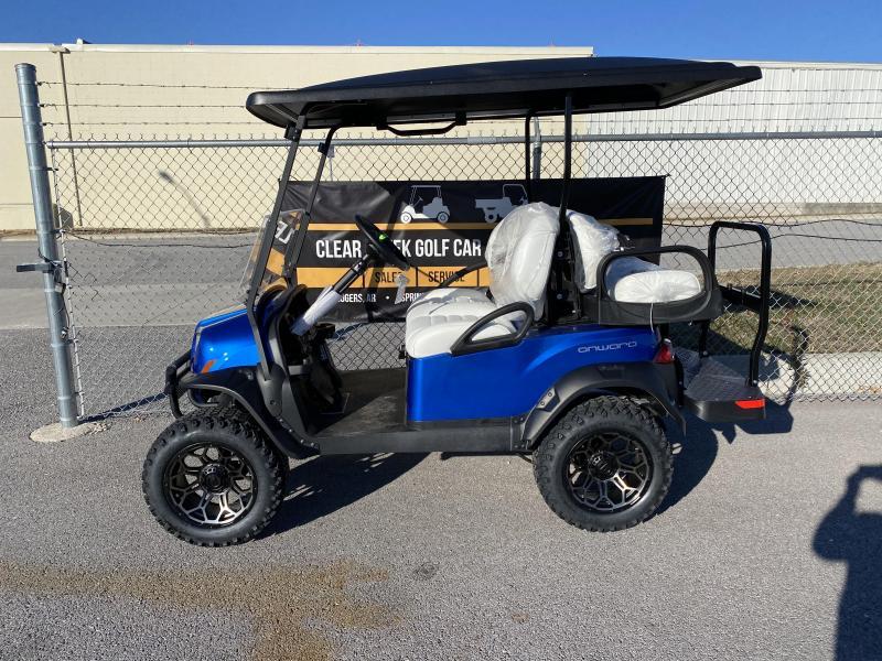 2021 Club Car Onward Gas Golf Cart