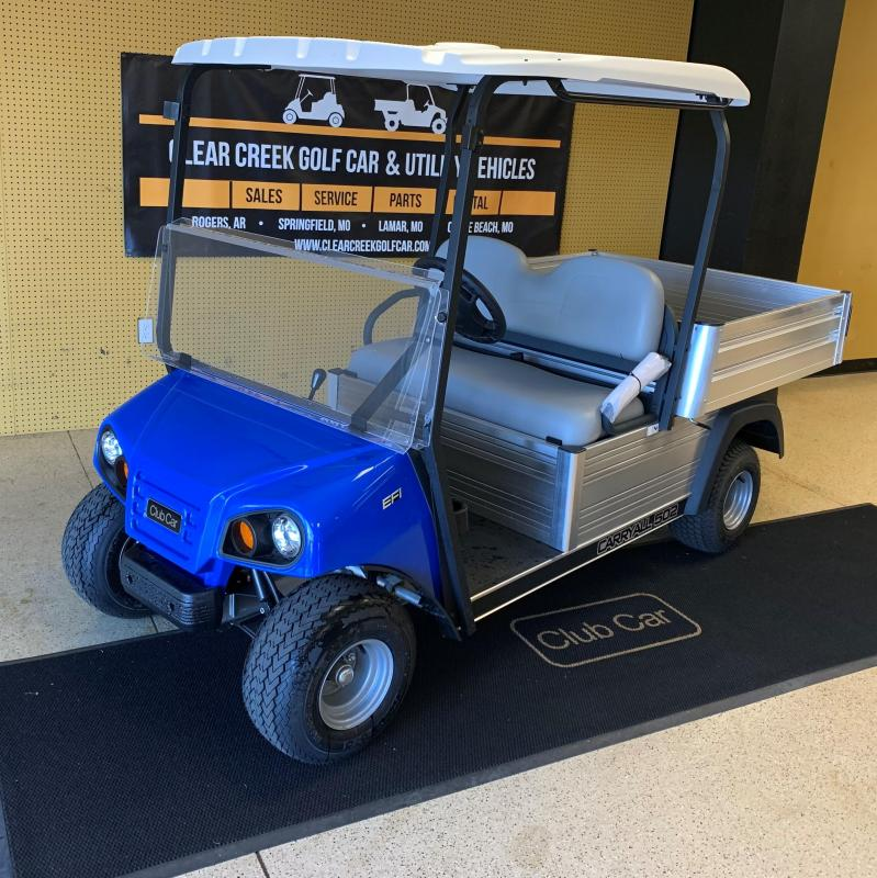 2021 Club Car Carryall 502 Utility Side-by-Side (UTV)