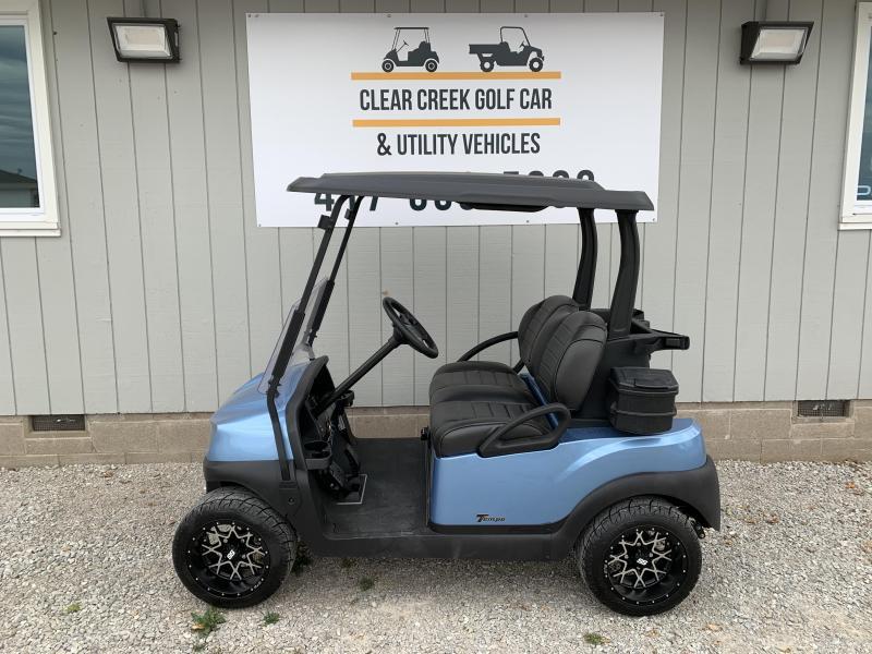 2020 Club Car Tempo Gas Golf Cart