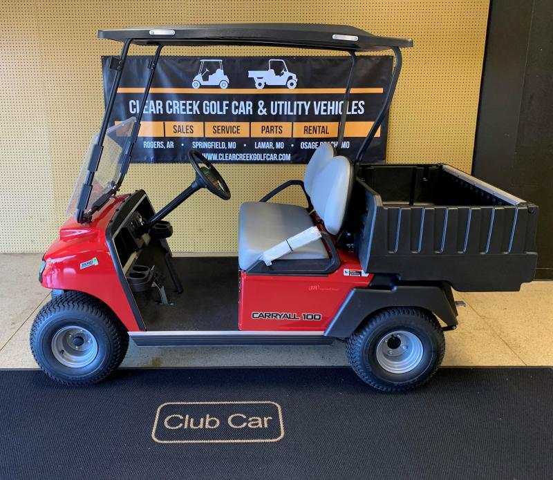 2021 Club Car Carryall 100 Utility Side-by-Side (UTV)