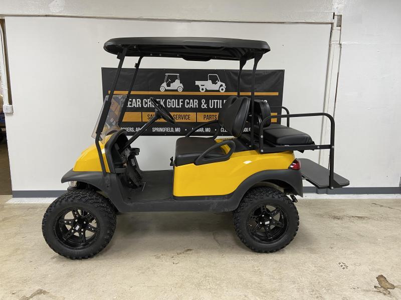 2016 Club Car Precedent 4 Passenger Gas Golf Cart