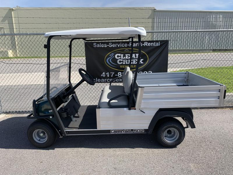 2019 Club Car Carryall 502 Utility Golf Cart