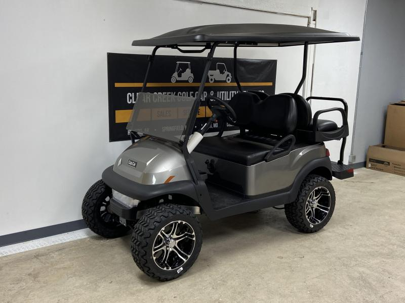 2020 Club Car Precedent Villager 4 Passenger Gas Golf Cart