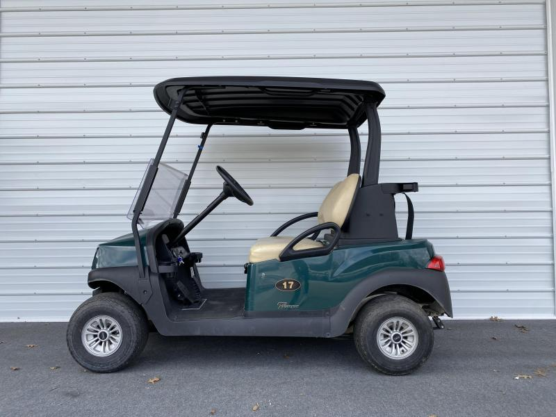 2018 Club Car Tempo Gas Golf Cart