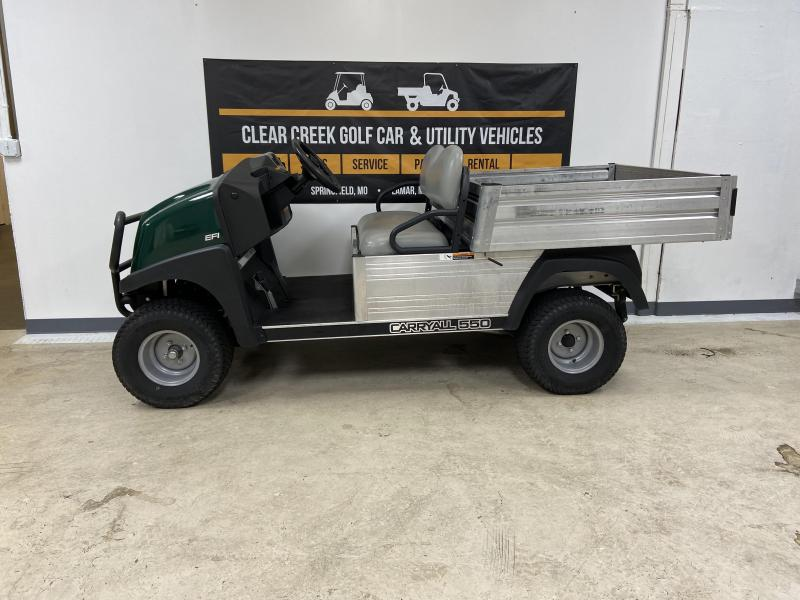 2015 Club Car Carryall 550 Utility