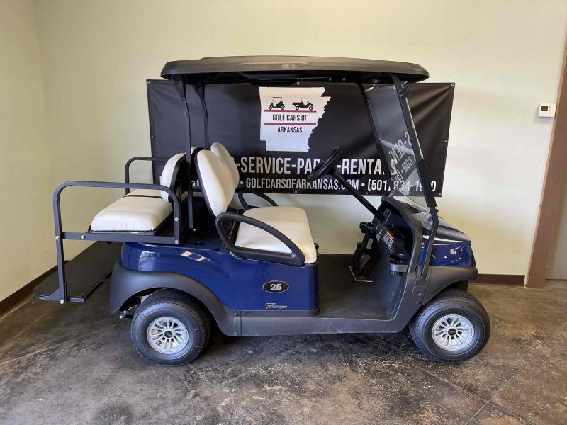 2021 Club Car Tempo Gas 4P Golf Cart