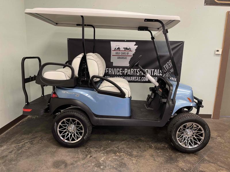 2022 Club Car Onward HP Electric Lifted 4P Golf Cart