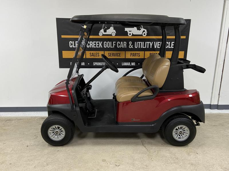 2020 Club Car Tempo Gas Golf Cart