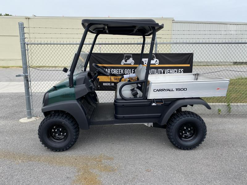 2021 Club Car Carryall 1500 Gas Utility