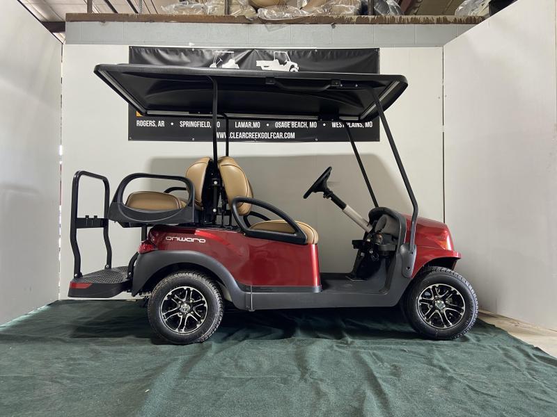 2022 Club Car Onward Golf Cart