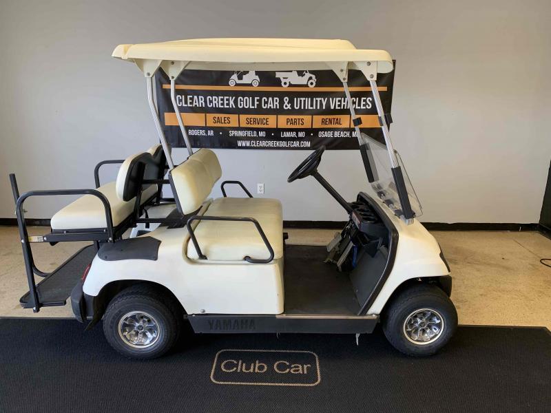 2003 Yamaha Golf Cars G22A Golf Cart