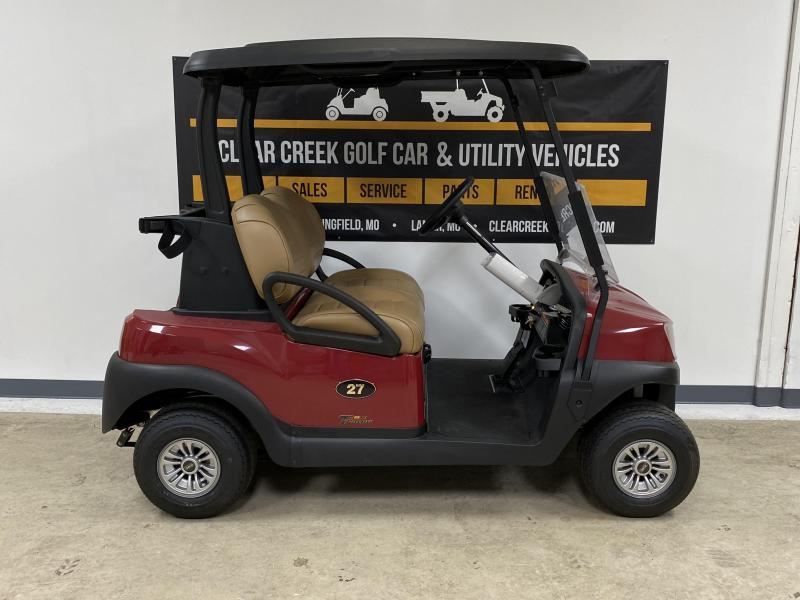 2020 Club Car Tempo Lithium Ion Golf Cart