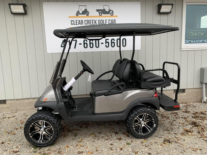 2020 Club Car Precedent Gas Golf Cart