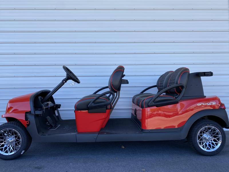 2021 Club Car Onward 4 Fun Gas Golf Cart