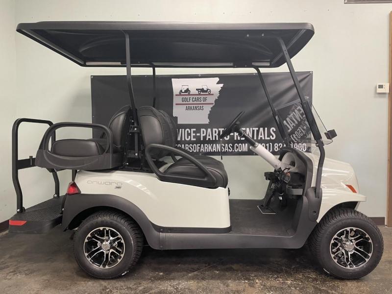 2022 Club Car Onward ElectricAC Golf Cart