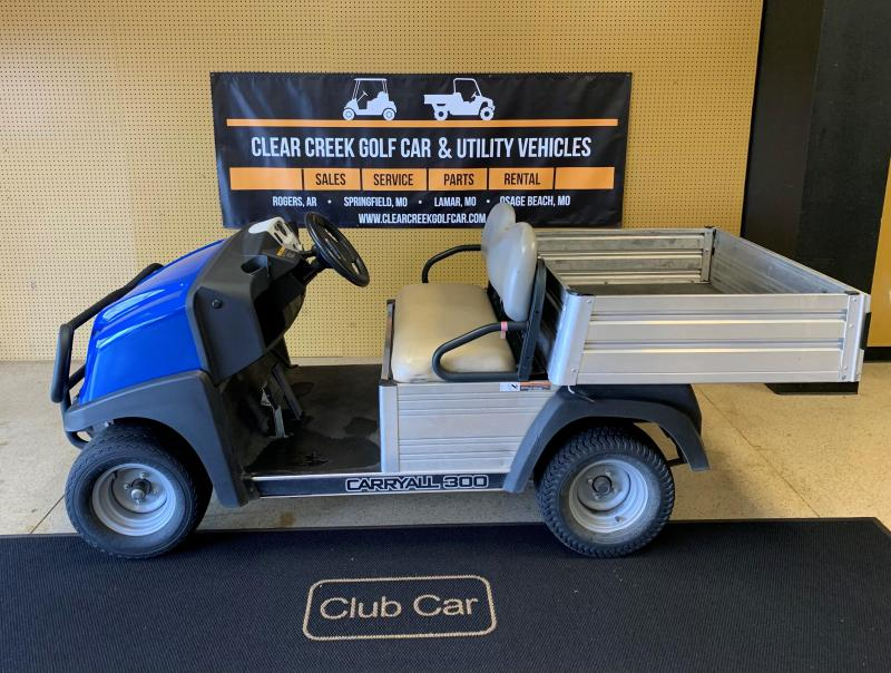 2017 Club Car Carryall 300 Utility